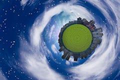 City Sphere Stock Image