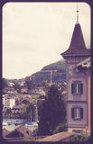 City of Spiez, Ch Royalty Free Stock Photos