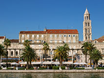 City of Split-Croatia Stock Photos