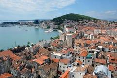 City of Split, Croatia Stock Photography
