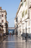 City of Split, Croatia Royalty Free Stock Photos