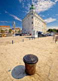 City of Split waterfront ancient architecture Royalty Free Stock Photo