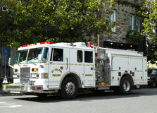 City of St. Helena fire truck Royalty Free Stock Images