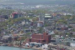 City of St. John's Stock Photo