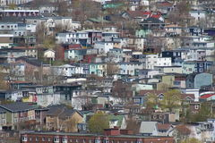 City of St. John's Stock Photography