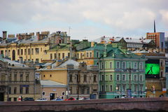 The city. st. petersburg Royalty Free Stock Photography