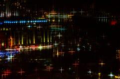 City Starlight Stock Image