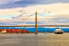 City of Stavanger Royalty Free Stock Photography