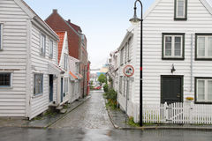 City of Stavanger, Rogaland County, Norway Royalty Free Stock Images