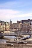 City Stockholm. HDR Stock Photos
