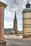 City Stockholm. HDR Stock Photography
