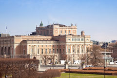 City Stockholm Royalty Free Stock Images