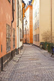 City Stockholm Royalty Free Stock Photography