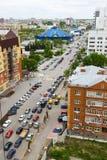 City street Stock Image