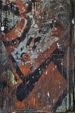 City street graffiti background Stock Images