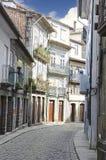 City street of Guimaraes Stock Photography
