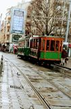 Old  tramway Royalty Free Stock Photography