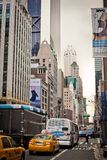 City streetlife in New York Stock Image