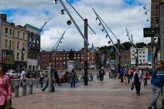 Free City Streets Of Cork Ireland Stock Image - 134347651