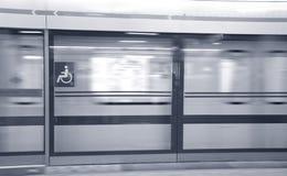 City subway Royalty Free Stock Photography