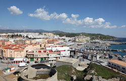 City of Tarifa, Spain Stock Photo