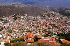 City of Taxco Stock Images