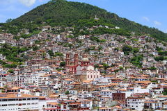 City of taxco III Stock Images