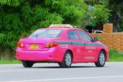 City taxi meter Bangkok Royalty Free Stock Images