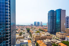 City Tel Aviv Stock Image