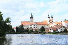 City Telc Stock Images