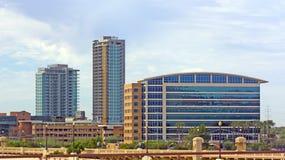 City of Tempe, AZ royalty free stock image