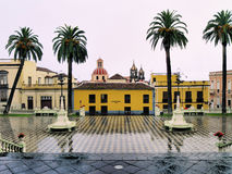 Orotava Royalty Free Stock Photography