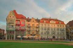 City of Timisoara in Romania Royalty Free Stock Photography