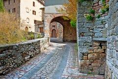 City of Todi Royalty Free Stock Image