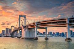 City of Tokyo. Stock Photos