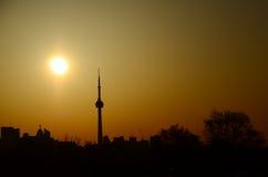City of Toronto. City landscape of Toronto, canda Stock Image