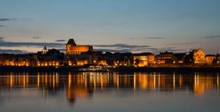 City Toruń. Stock Image