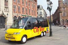 City tour bus Royalty Free Stock Photos