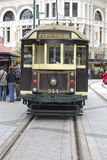 City tour tram Stock Image