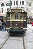 City tour tram Stock Image