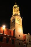City tower in Innsbruck Stock Photography