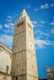 City Tower in Koper, Slovenia Royalty Free Stock Image