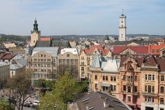 City, Town, Landmark, Urban Area Stock Image
