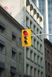 City Traffic Light Royalty Free Stock Photography