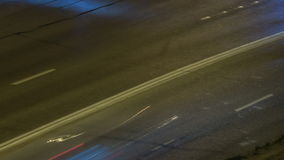 City Traffic Road Loop stock footage