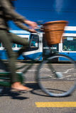 City transportation concept Stock Image