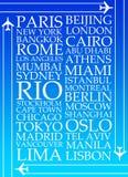 City travel Stock Photo