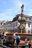 City of Trier in Germany Stock Image