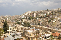 City of Tripoli; Lebanon stock image