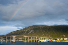 City of tromso Stock Images